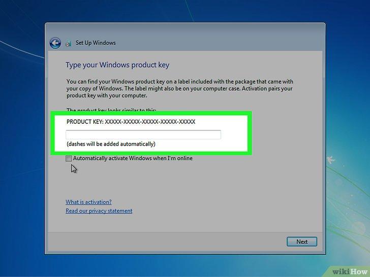Gambar berjudul Downgrade Windows 8 to Windows 7 Step 13
