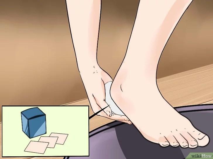 Immagine titolata Prevent Foot Blisters Step 10