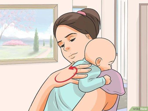 Image result for التجشؤ عند الرضع