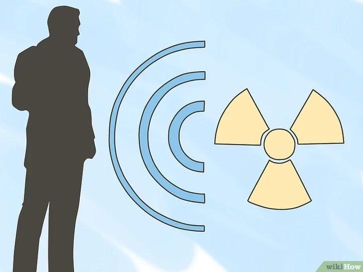 Immagine titolata Recognize Radiation Sickness Step 6