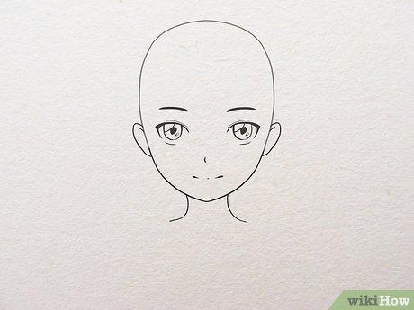 Comment Dessiner Le Visage D Un Personnage De Dessin Anime Ou D Un Manga