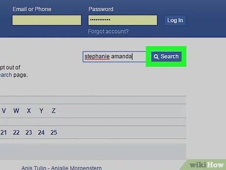 Ansehen freundschaft profil facebook ohne How to