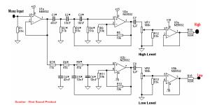Cara Membuat Rangkaian Crossover Aktif 18dB Per Oktaf 2 Way