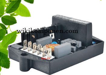 Prinsip Kerja AVR Dan Fungsi Auto Voltage Regulator Generator
