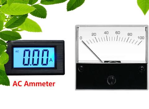 Prinsip Cara Kerja Ammeter Dan Voltmeter