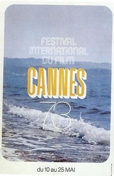 affiche festival de cannes 1973 Toutes les affiches du festival de Cannes de 1946 à 2013