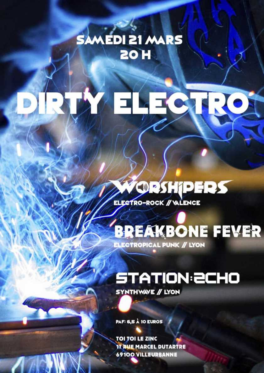 Dirty Electro #3
