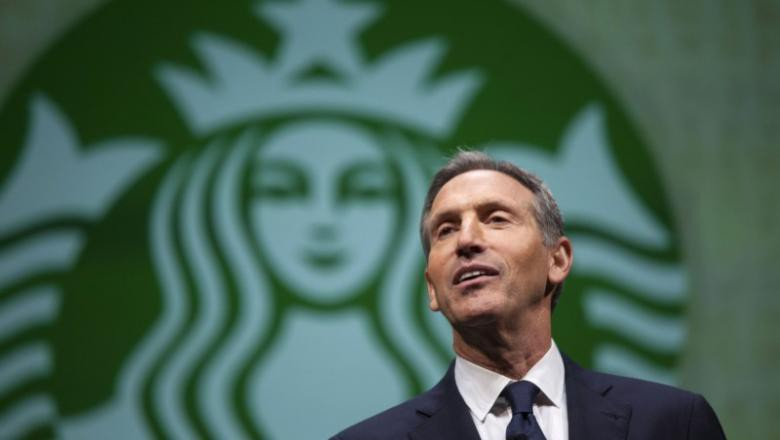 ceo starbucks
