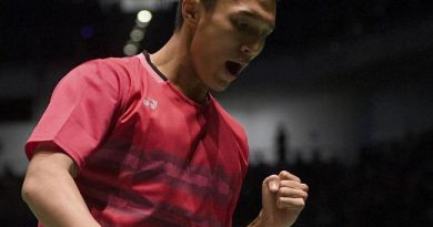 Jonatan Christie Raih Medali Emas SEA Games 2017 .