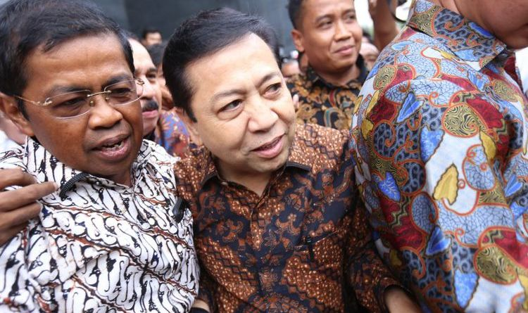 Novanto Laporkan Pimpinan KPK Jk Ingatkan Polri Bertindak Atas Dasar Bukti