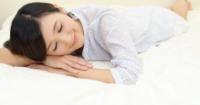 Posisi Tidur Yang Baik