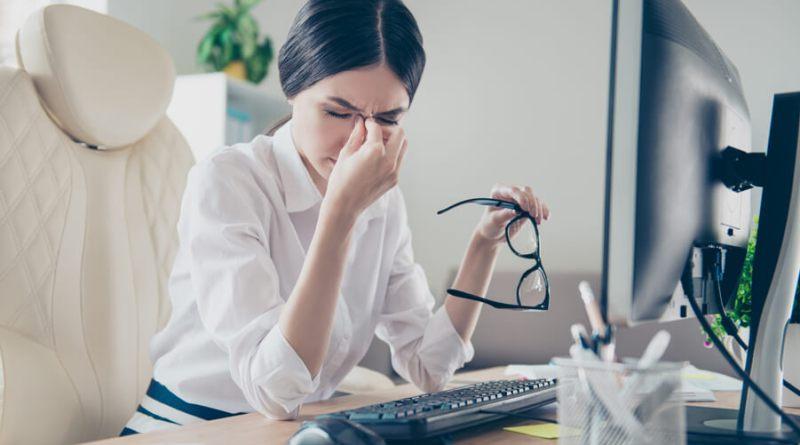 Waspada Bahaya Vision Computer Syndrome