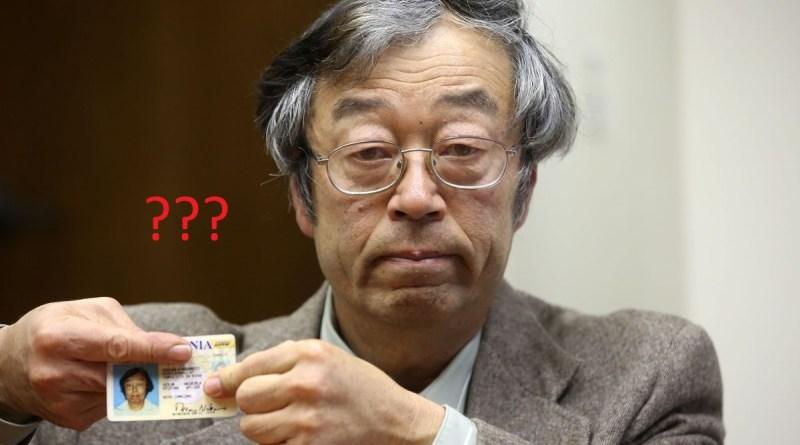 Satoshi Nakamoto