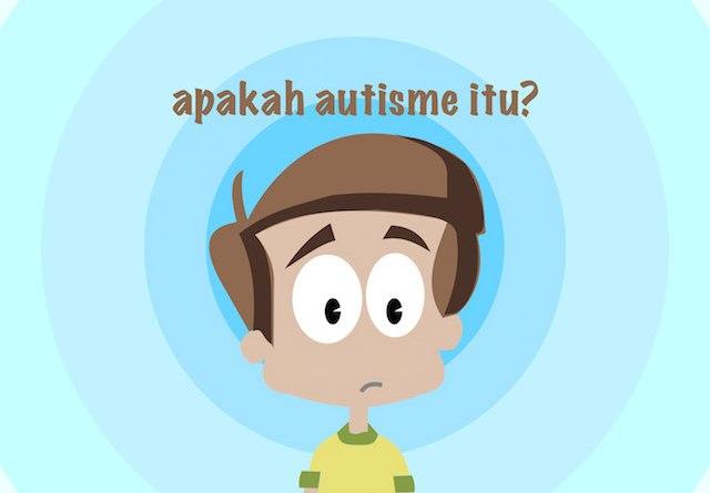 Autisme Suatu Penyakit Ataukah Kelebihan Pada Seseorang
