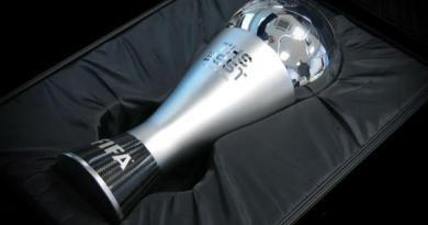 Berikut Daftar Lengkap Peraih Penghargaan di The Best FIFA Award 2018