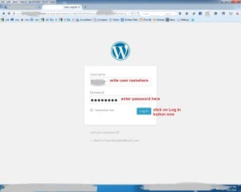 how to create a post on wordpress cms, how to login wordpress template, wordpres login system