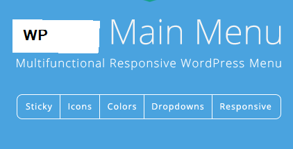 How to Add Fullscreen Responsive Menu in WordPress, wp menu design
