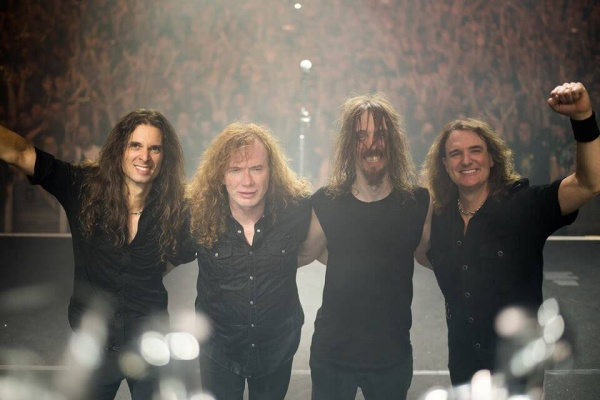 Megadeth no Brasil