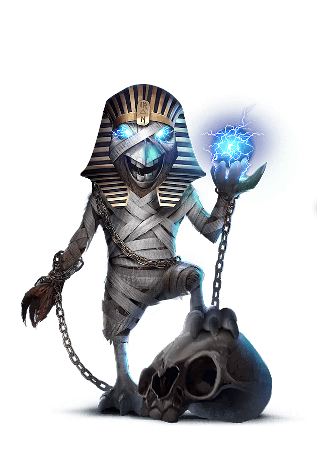 Eddie - Powerslave