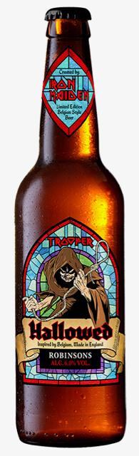 Iron Maiden: nova cerveja Hallowed já está disponível