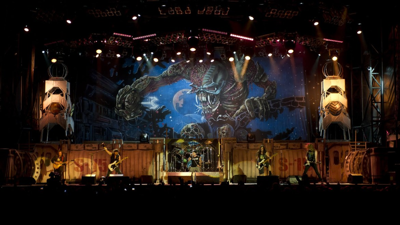 Iron Maiden Recife