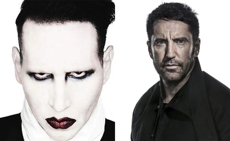 Marilyn Manson fala sobre possível colaboração com Trent Reznor