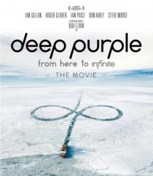 "Deep Purple, documentário ""From Here To inFinite"""