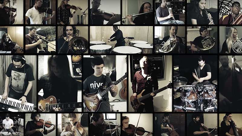 Brasileiro coordena projeto de colaboração mundial para unir Metal com orquestra