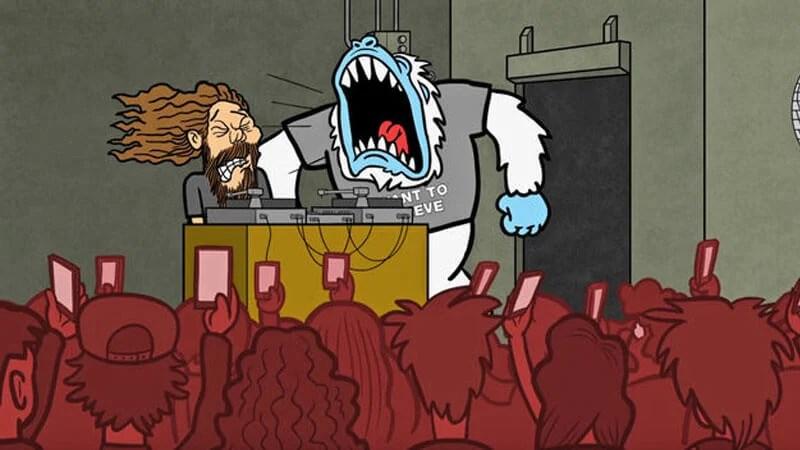 """Red Fang divulga clipe animado para """"Not For You"""""""