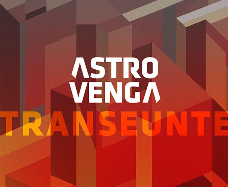 Astro Venga lança álbum Transeunte