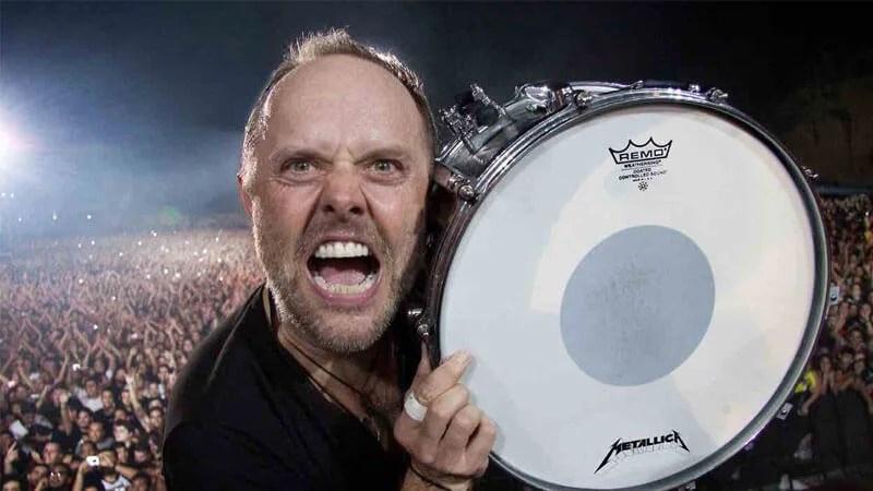 Lars Ulrich Metallica