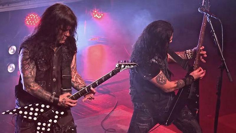 Machine Head ao vivo