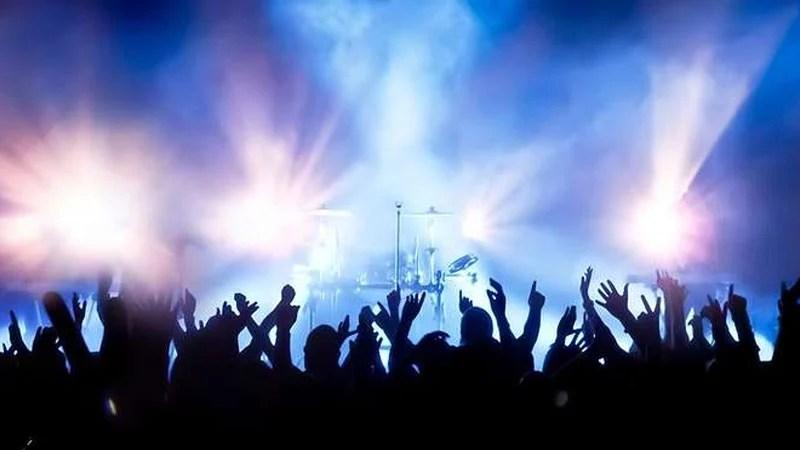 heavy metal show