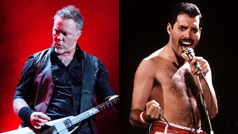 """Metallica toca """"Stone Cold Crazy"""" do Queen em show"""