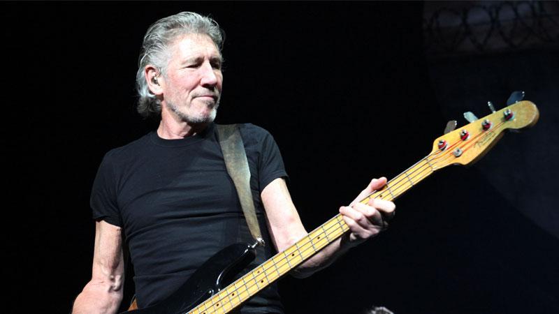 Roger Waters virá ao Brasil em 2018 para uma série de shows