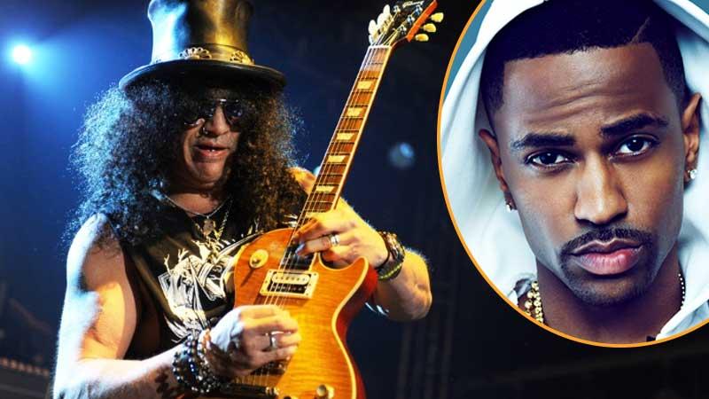 Slash vende sua mansão para rapper Big Sean por oito milhões de dólares