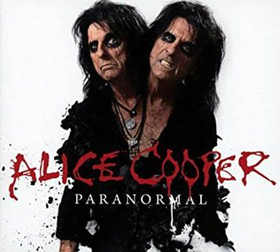Alice Cooper, álbum Paranormal