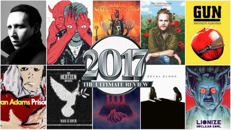 Classic Rock divulga lista dos melhores 50 álbuns do ano