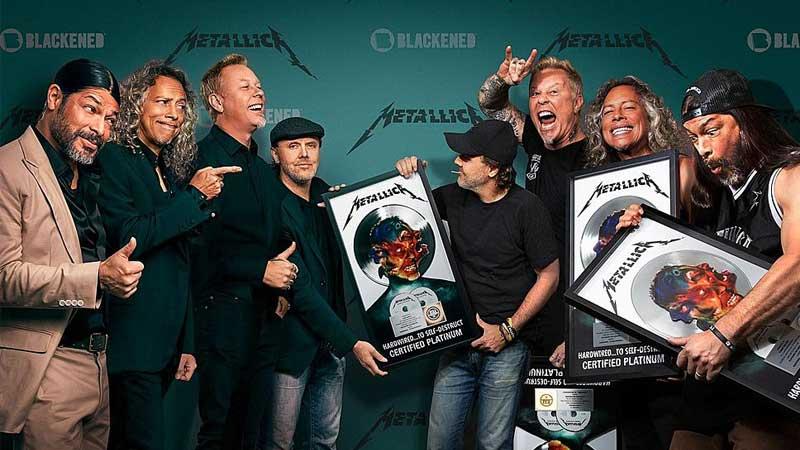 Metallica, álbum Hardwired… To Self-Destruct
