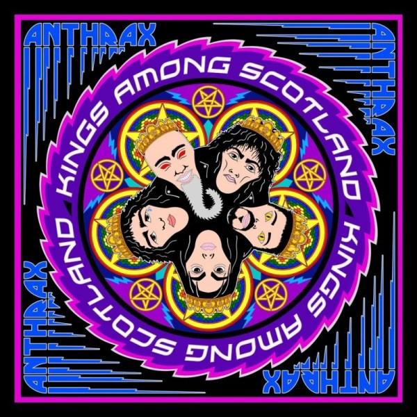 DVD Kings Among Scotland do Anthrax