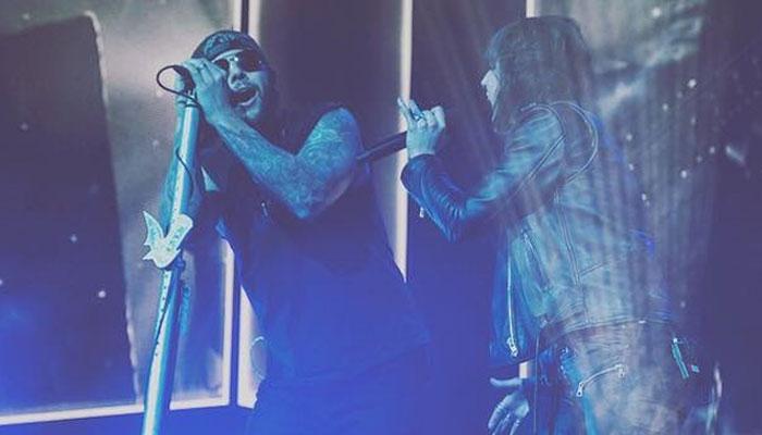 Lzzy Hale do Halestorm se junta ao Avenged Sevenfold para cover de Pink Floyd