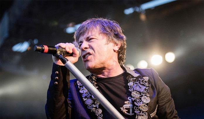 Bruce Dickinson do Iron Maiden