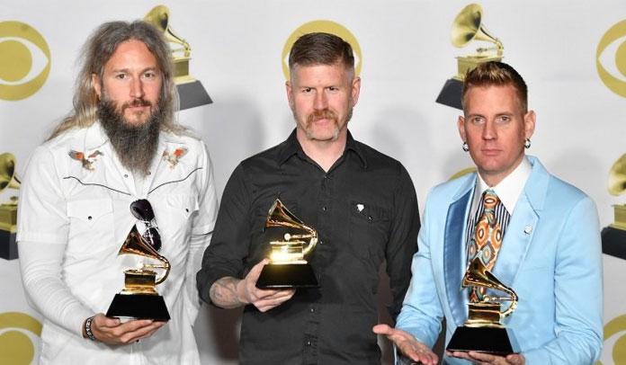 Mastodon no Grammy Awards 2018