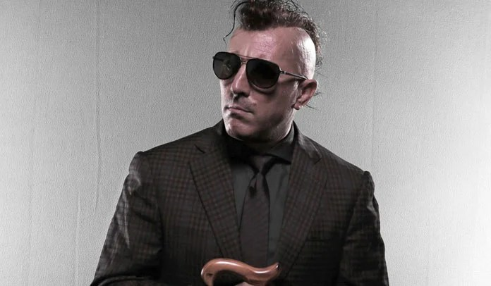 Maynard James Keenan do Tool