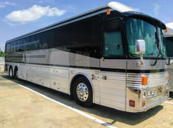 Ônibus Vinnie Paul