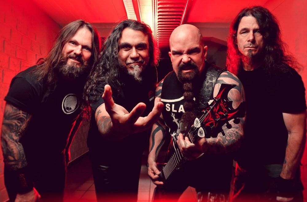 Slayer anuncia tour de despedida e possível fim da banda