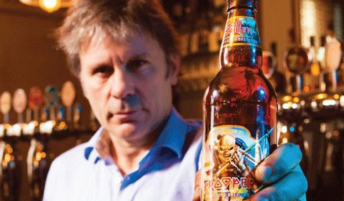 Cerveja The Trooper do Iron Maiden