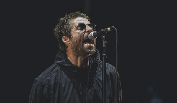 Liam Gallagher no Lollapalooza 2018