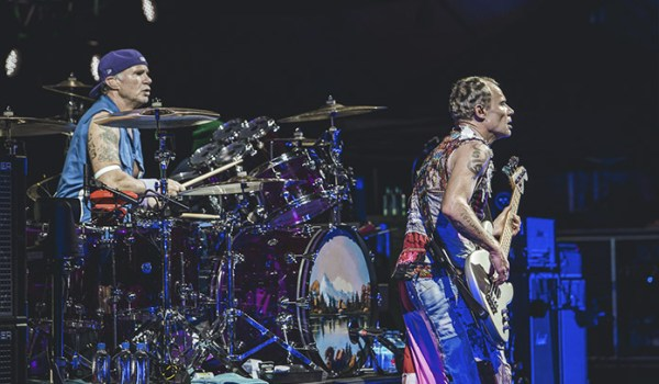 Red Hot Chili Peppers no Lollapalooza 2018