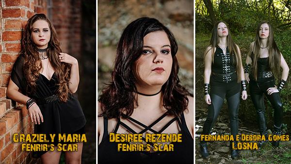 Mulheres no Heavy Metal Nacional